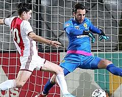 Dubbelslag Ekkelenkamp helpt Jong Ajax langs Roda
