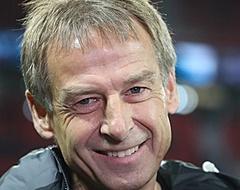 Klinsmann mag tóch op bank plaatsnemen tegen Bayern München