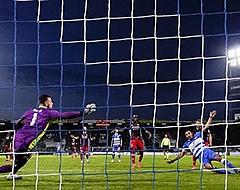 Bijlow stopte penalty Haaland: 'Maar geen polonaise'