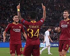 Kluivert mag zich weer eens laten zien bij AS Roma