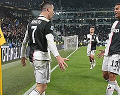 Ronaldo vergroot titelkansen Juventus met dubbelslag