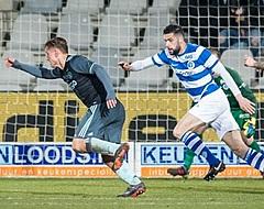 """""""Je krijgt 5-0 op je broek, dat zijn wij als Ajax helemaal niet gewend"""""""