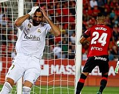 Real Madrid blameert zich op bezoek bij Real Mallorca