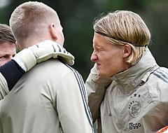 'Ajax weet hoeveel het kan vangen voor Kasper Dolberg: topaanbieding onderweg'