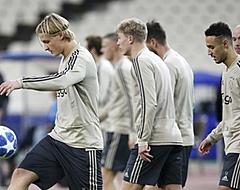 'Ajax verdient flink bedrag met verkoop Dolberg'