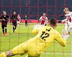 Ajax loopt dankzij cadeautje opnieuw in op PSV