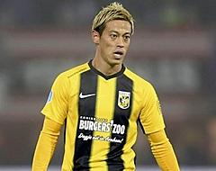 <strong>De 11 namen bij FC Twente en Vitesse: Honda keert terug</strong>