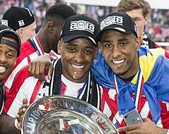 Brenet neemt met 2 tweets afscheid van PSV en Eindhoven