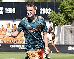 """""""Het doel is om zo snel mogelijk mijn debuut in Ajax 1 te maken"""""""