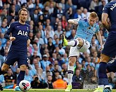 Boeiend duel tussen Manchester City en Tottenham Hotspur eindigt in gelijkspel