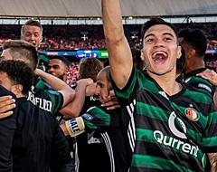 Feyenoord neemt voorlopige beslissing over transfer Diks