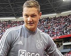 Scherpen reageert op keeperskwestie bij Ajax