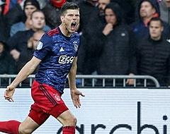 Huntelaar: 'Ajax-groepsapp ontplofte tijdens PSV-Heerenveen'