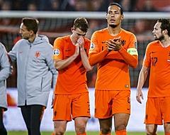 Duitsland doet het in zijn broek voor twee Oranje-internationals