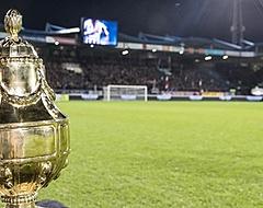 'Nederlandse bekerfinale vindt mogelijk alsnog doorgang'
