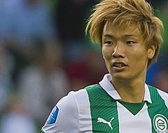 """FC Groningen-speler over Japanse tyfoon: """"Het was een grote schok"""""""