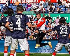 Tandeloos Feyenoord lijdt eerste puntenverlies