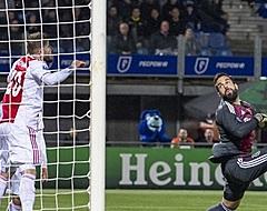 """Ajax moet transfermarkt op: """"Het risico is groot"""""""
