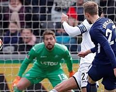 Eriksen blinkt uit in FA Cup-duel bij Swansea