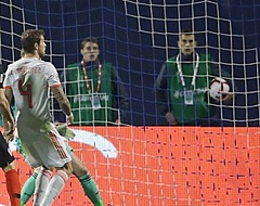 Kroatië verslaat Spanje in Nations League, België foutloos