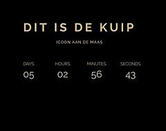 Mysterieuze aflopende klok brengt Feyenoord-fans het hoofd op hol
