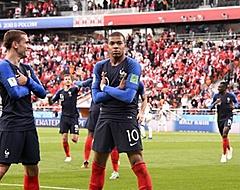 Frankrijk zeker van volgende ronde na nipte overwinning op Peru