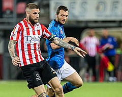 Twente kan champagne nog niet ontkurken: Sparta stelt kampioensfeest uit