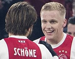 """Verbazing na opmerkelijke Ajax-stelling: """"Wat heeft hij gesnoven?"""""""
