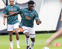 Lassina Traoré glundert: 'Misschien mijn allereerste'