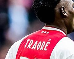 Ajax heeft met Traoré nieuwe parel in handen: 'Onana was mijn eerste vriend'