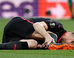 """Arsenal-verdediger emotioneel: """"Moest opnieuw leren lopen"""""""