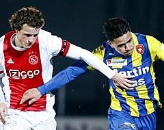 Jong Ajax vergroot titelaspiraties, Lammers bezorgt PSV'ers winst