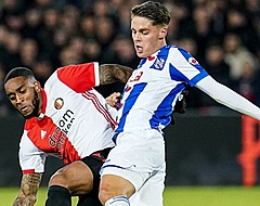 'Feyenoord brengt Veerman duidelijk nieuws over'
