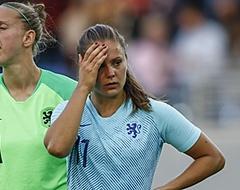 Sterspeelster Martens opgelucht: 'Klote, maar was gelukkig niets aan de hand'