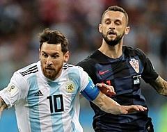 WK-droom Messi wankelt hevig door ruime zege Kroatië
