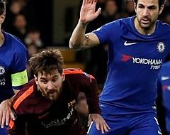 Zinderend tweeluik tussen Chelsea en Barça nog onbeslist