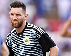 Bondscoach Argentinië spreekt zich uit over Messi