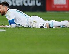 Argentijnse bond tekent beroep aan tegen megaschorsing Messi