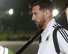 Shearer: 'Messi gaat gebukt onder Ronaldo-stress'