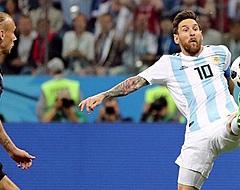 Voetbalfans tweeten massaal over Lionel Messi