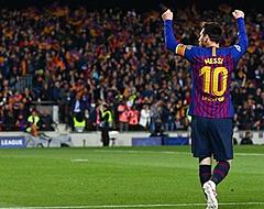 Grandioze Messi verslaat Ajacied en is CL-Speler van de Week