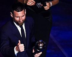 Uitspraak Ronaldo keert als pijnlijke boemerang terug na nieuwe prijs Messi