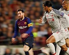 """""""Messi ging flink tekeer in de tunnel, hij noemde mij een ezel"""""""