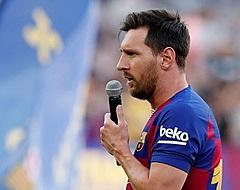 'Messi zet Valverde direct voor dilemma bij Barcelona'