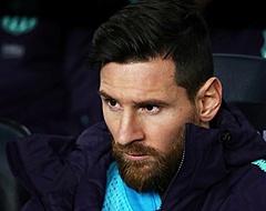 Lyon-preses provoceert Messi: 'Ronaldo daarentegen...'