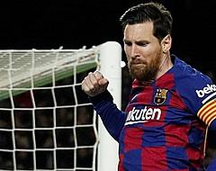 'Gekke dingen' voorspeld: 'Inter gaat zeker een poging wagen om Messi te halen'