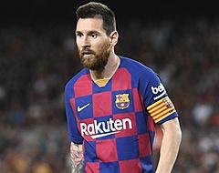 """Messi krijgt Gouden Schoen uitgereikt door zoons: """"Ik ben heel blij"""""""