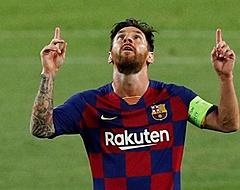 Barcelona en Frenkie ronde verder na Messi-show in eerste helft