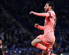 """Messi: """"Hij moet absoluut bij Barcelona blijven"""""""