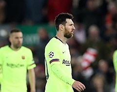 """""""Dat is geweest. Barcelona is Barcelona niet meer"""""""